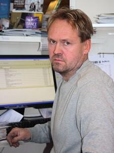 Patrik Andersson,säljare Anderssons Trähusfabrik